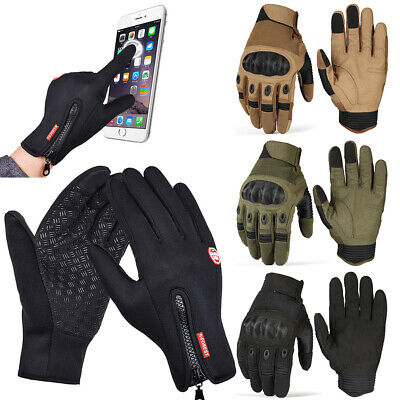 Outdoor Sports Touch Screen Military Tactical Gloves Airsoft Hunting Motorcycle