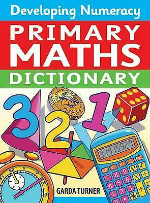 Developing Numeracy: Primary Maths Dictionary - 9780713678505