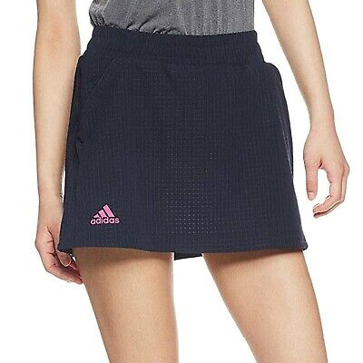 adidas Performance Womens Seasonal Climacool Tennis Skort Skirt - Blue
