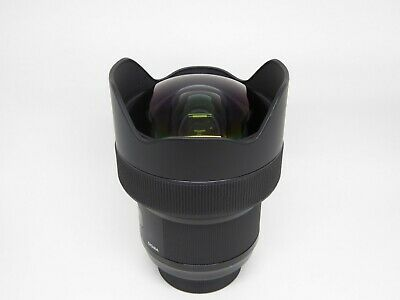 Sigma 14mm f/1.8 DG HSM Art Lens for Nikon F - Refurbished