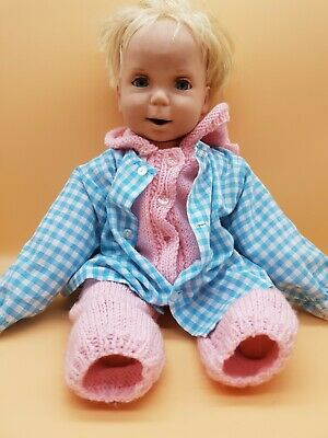 Next Gen New Born Soft Limbs Baby Doll Toy with Baby Sounds Crying Talking