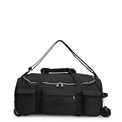 Kipling Small Carry-On Rolling Luggage Duffel Bag WL4777