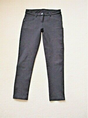 Girls Black  Trousers - Next - Age 9