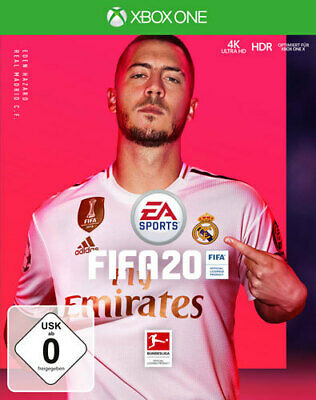 Fifa 20 - EA Sports Football 2020 - Xbox One Game - New Boxed Express Shipping