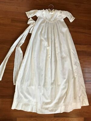 Beautiful vintage Christening/baptism gown