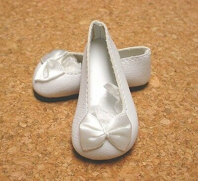 """DOLL Shoes 28mm LIGHT PINK Splendid Ankle Strap for 8/"""" Ginny 8/""""Shirley T"""
