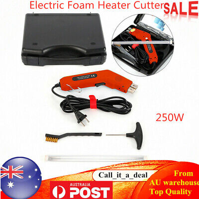 250W Electric Hot Blade Wire Foam Sponge Cutter Heat Wire Grooving Cutting Tool