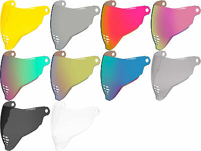 New Icon Airflite Shields All Sizes All Colors