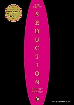The Art of Seduction  Robert Greene  Acceptable  Book  0 Paperback