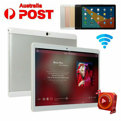 """10.1"""" Tablet PC 4G/64G Android 6.0 Octa-Core Dual SIM &Camera Wifi Phone Phablet"""
