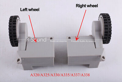 A320/A325/A330/A335/A337/A338 Vacuum Cleaner Wheel Assembly for Robotic Parts