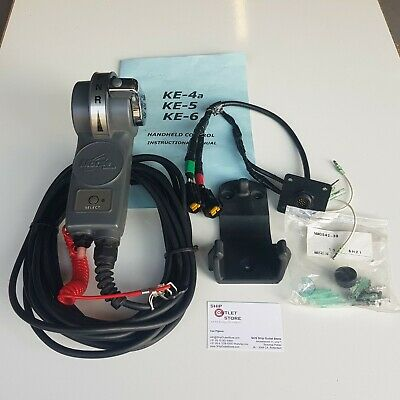 Handheld remote control kit for single engine system NM0907-00 NHK MEC Morse Tel