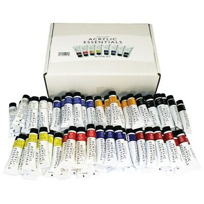 Chromacryl Acrylic Essentials 96-Tube Class Pack