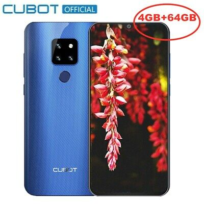 "CUBOT P30 6.3"" 4G Smartphone 64GB Android 9.0 Octa Core Mobile Phone Unlocked EU"