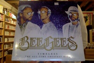 Bee Gees Timeless The All-Time Greatest Hits 2xLP sealed vinyl