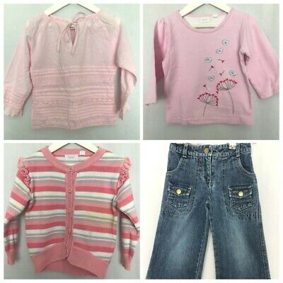 Girls Lot Size 3 Baby Ka-Boosh Formal Winter Cardigan Top Jeans Everyday #G224