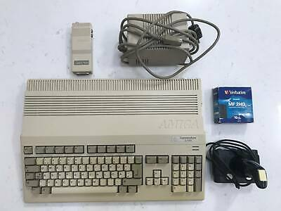 Commodore Amiga A500 all-in-one package. Tested and working