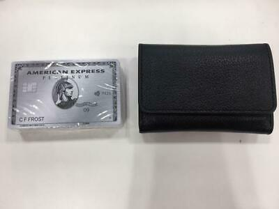 American Express Amex Platinum Playing Card