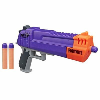 Nerf Fortnite HC-E Mega Dart Blaster inc 3 Official Nerf Fortnite Darts Age 8+