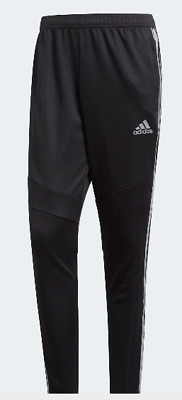 Adidas Men's Tiro 19 Training Pants Climacool / Soccer Black/Reflect Silv DZ8771