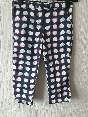 Gorgeous Next Blue / Red / White Sunglasses Capri / Cropped Trousers Age 8 Years