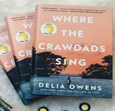Where the Crawdads Sing (Hardcover,2019) by Delia Owens