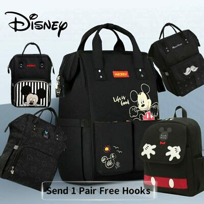 Disney Diaper Bag Backpack For Moms Baby Bag Maternity For Baby Care Nappy Bag