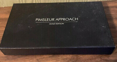 Pimsleur Approach FRENCH II 2 Gold Edition 16 CDs Homeschool foreign language