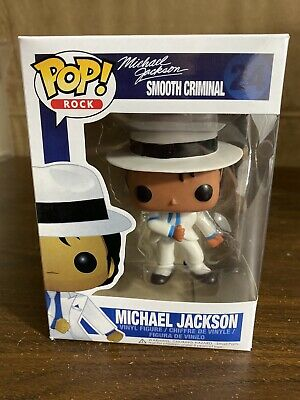 Funko pop Michael Jackson Rock Smooth Criminal #24