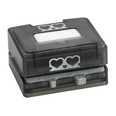 CREATIVE MEMORIES ORIGINAL BORDER MAKER SYSTEM CARTRIDGE ONLY heart duet hearts