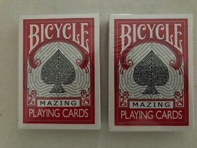 Bicycle Mazing Playing Cards Poker SPielkarten