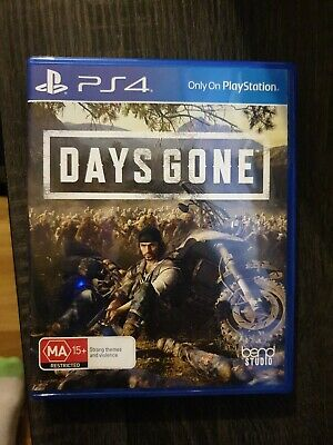 Days Gone - Like New PS4