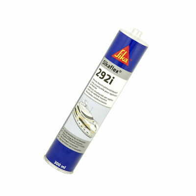 Sikaflex 292i - White - Structural High Strength Marine Adhesive, 300ml, Sika