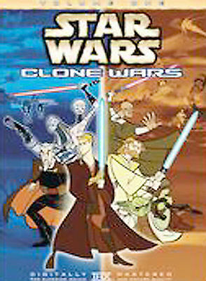 Star Wars - Clone Wars: Vol. 1 (DVD, 2005)