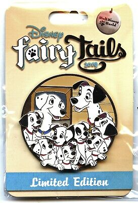 Walt Disney World - FairyTails 2019 Event - 101 Dalmatians Pin