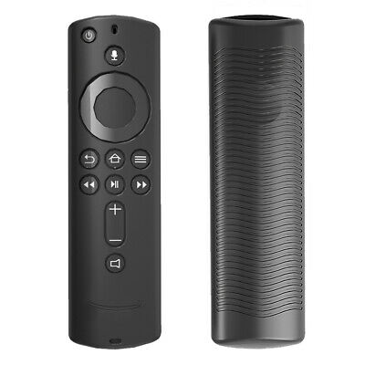 For Amazon 4K Ultra HD HDR Fire TV Stick With Alexa Voice Remote Silicone Cover