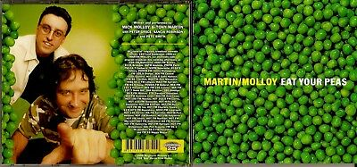Martin & Molloy (Aussie comedy) 2cd set - Eat Your Peas,
