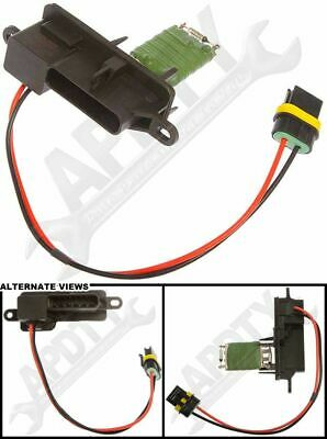Fixes Failed Low Speeds APDTY 084115 Blower Motor Speed Control Resistor