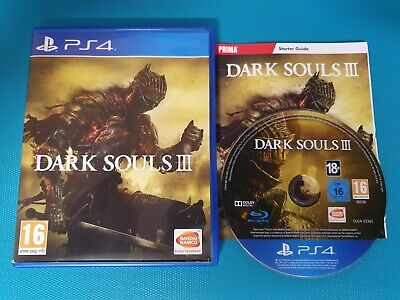 PS4 : dark souls III 3