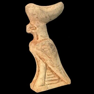 Egyptian Ibis Statue, Late Period 664 - 332 Bc (2)