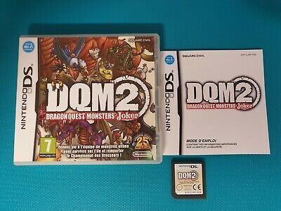 NINTENDO DS : dragon quest monsters joker 2