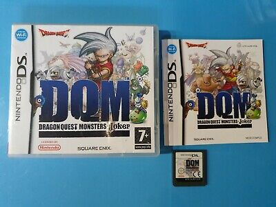 NINTENDO DS : dragon quest monsters joker