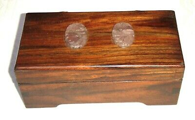 Chinese Antique Huanghuali Wood Scholar's/Scriber's Writing Desk Box