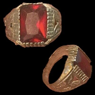 Stunning Top Quality Post Medieval Ring (7)
