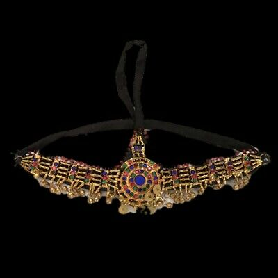 Rare Ancient Mixed Pendant Head Wear 300 B.c (1)