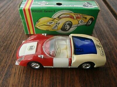JOAL Spain PORSCHE CARRERA 6 - 906 weiss rot 1:43 Art 111 Original Box