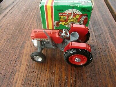 JOAL Spain MASSEY FERGUSON 165 Traktor Schlepper 1:43 Art 203 Original Box
