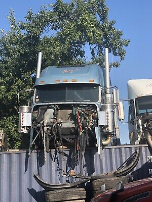 FREIGHTLINER CLASSIC FLD/XL Vertical Channels Custom Made