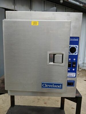 Cleveland 21CET16 SteamCraft Ultra 5 Pan Electric Countertop Steamer 208 V