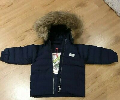 Lego Wear 9-12 Months Boys Jacket In Blue New With Tags
